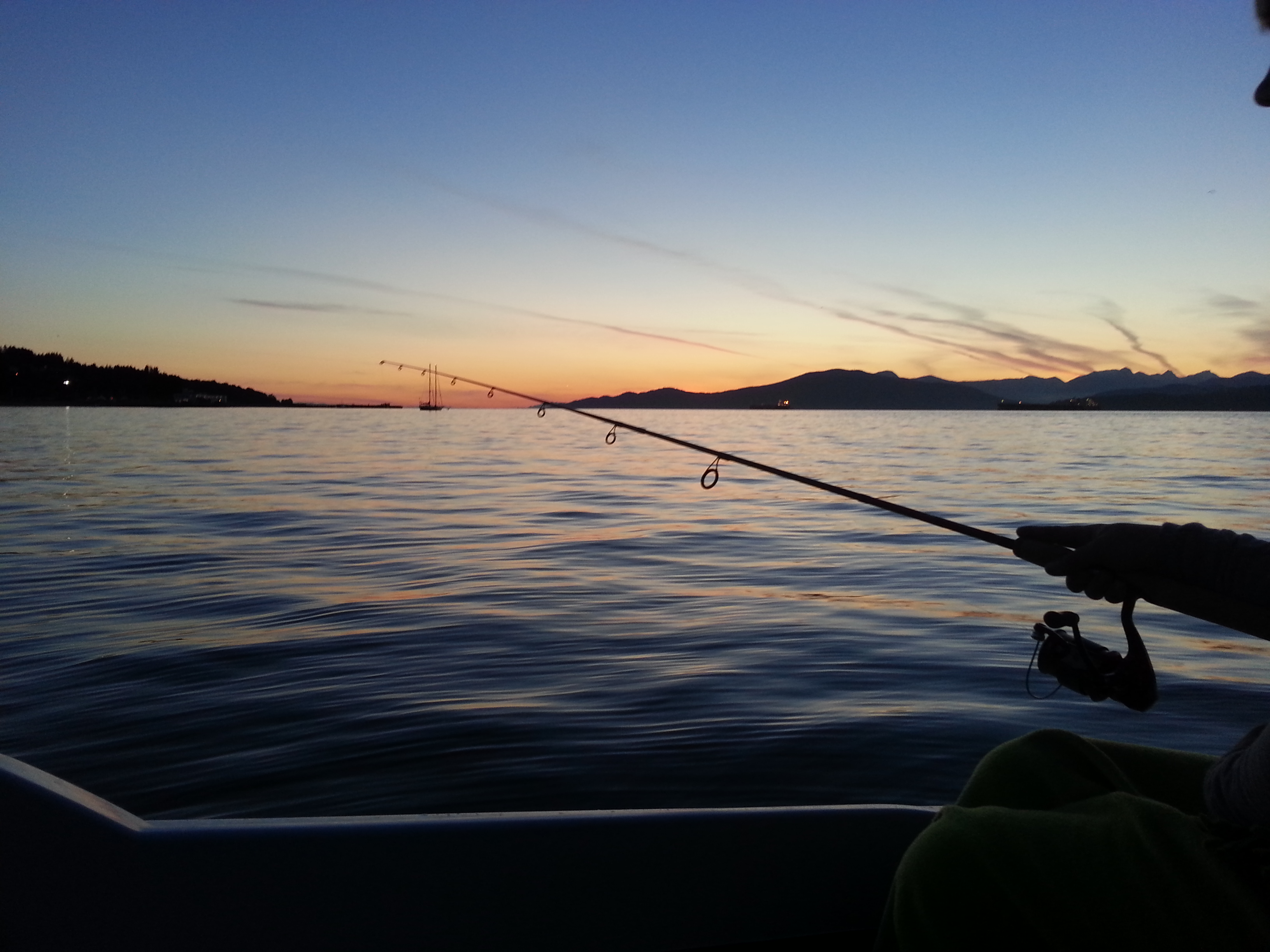 Fishing boats vancouver boat rentals no boating for Fishing boat rental