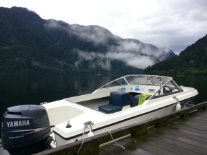 Boat Rental Vancouver