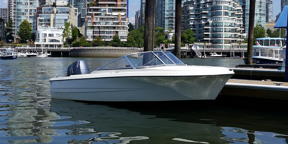 Vancouver Boat Rentals - No Boating License Required