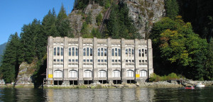 Buntzen Power Station
