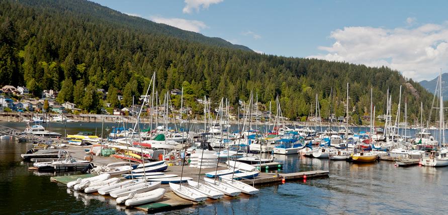 Vancouver Boat Rentals Deep Cove