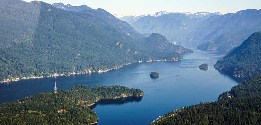 Indian Arm Vancouver Boat Rentals