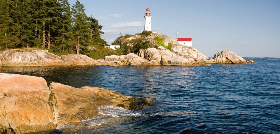 Boats Lighthouse